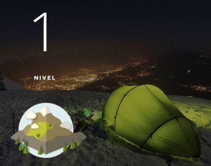 Guía para educar en la montaña: Familias en la Nube