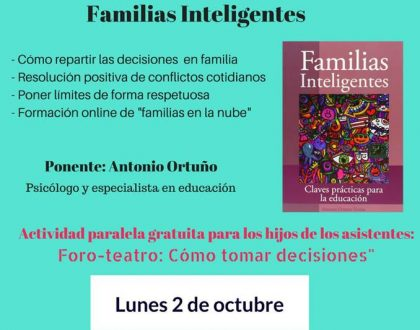 Poner límites de forma respetuosa: Familias Inteligentes
