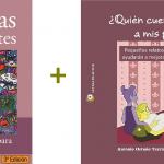 Pack de libros de Antonio Ortuño