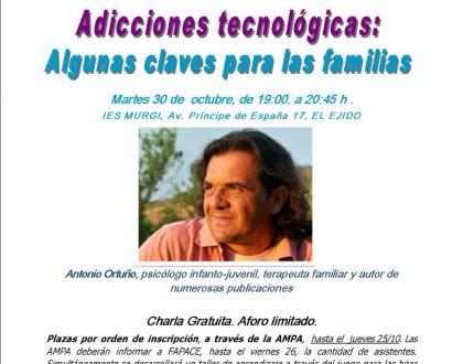 Adicciones tecnológicas: algunas claves para las familias