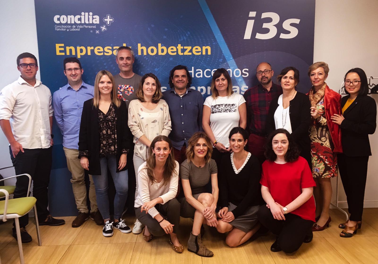 CONFIES: Familias inteligentes en empresas saludables